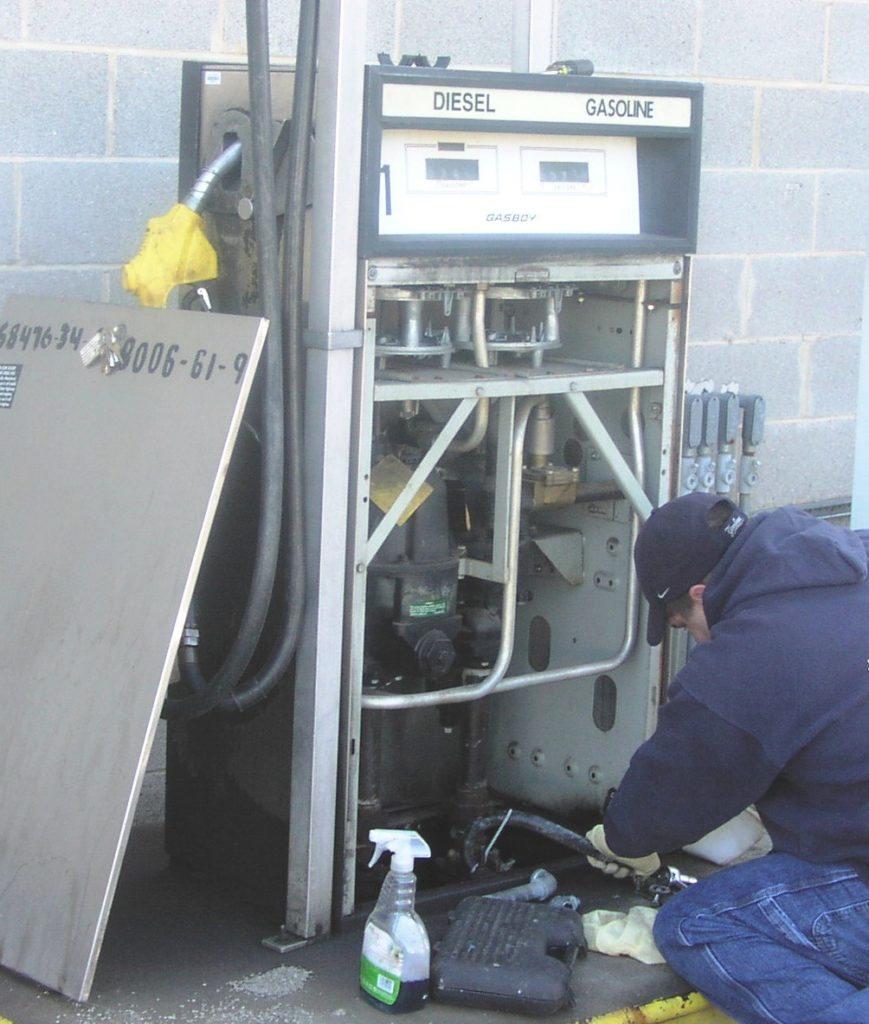 Pump Tank Maintenance